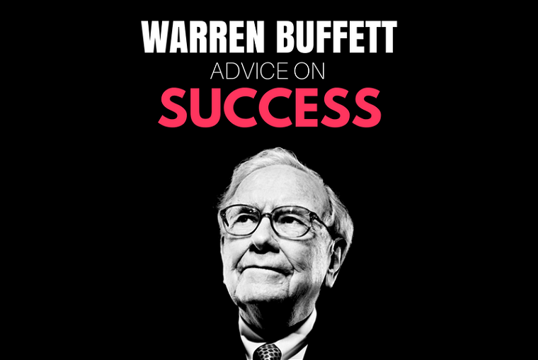 Warren Buffett Advice on Success