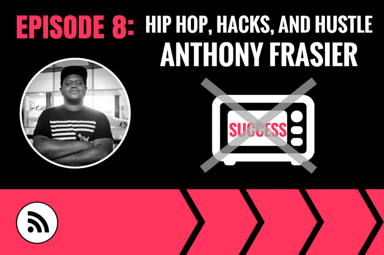 Hustle Hacker - Anthony Frasier