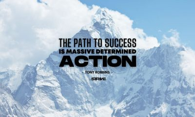 how to be action oriented