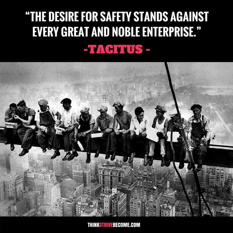 Courage Quotes Tacitus