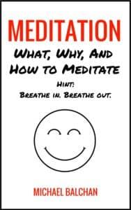 Meditation Michael Balchan