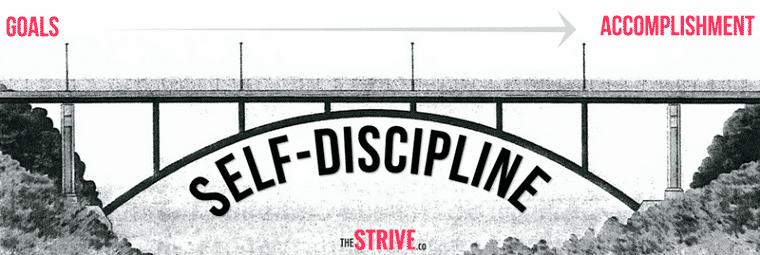 Goals to Discipline