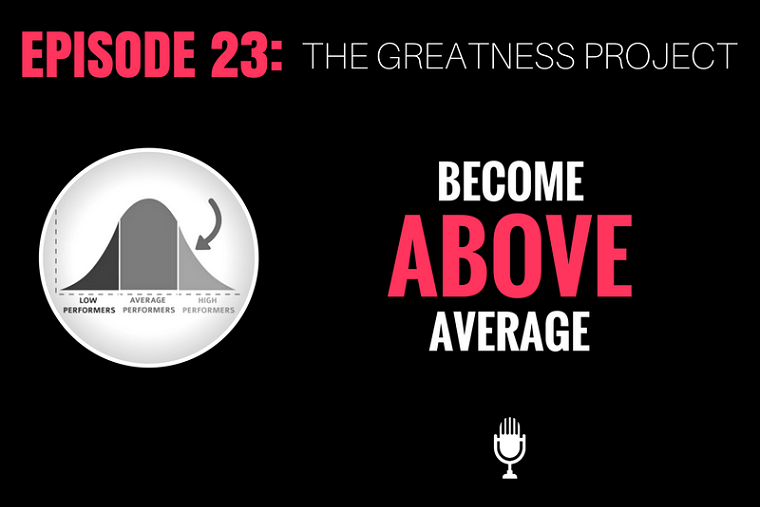 Become Above Average