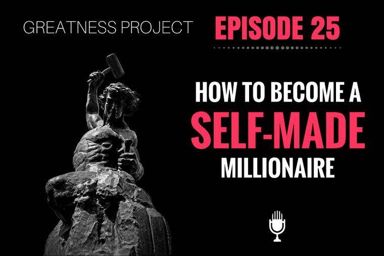 How to Become a Self-Made Millionaire