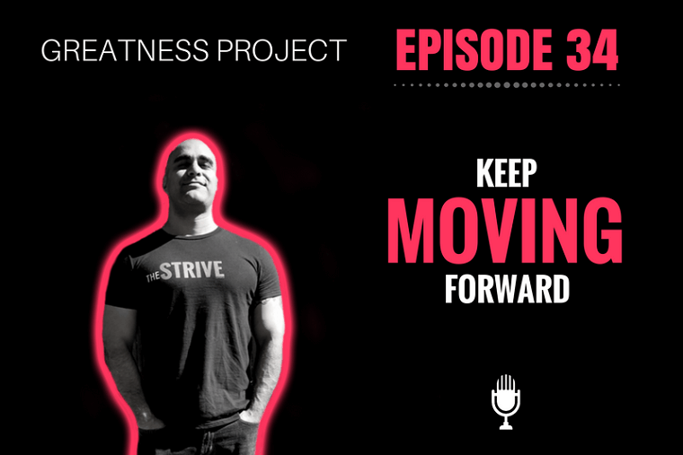 Keep Moving Forward - KMF
