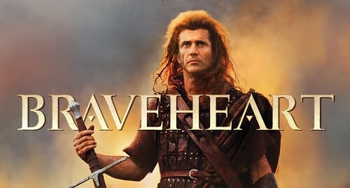 Best Motivational and Inspirational Movies Braveheart