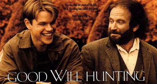 Best Motivational and Inspirational Movies Good Will Hunting