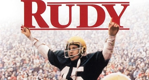 Best Motivational and Inspirational Movies Rudy