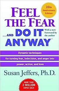 Feel the Fear Confidence Book