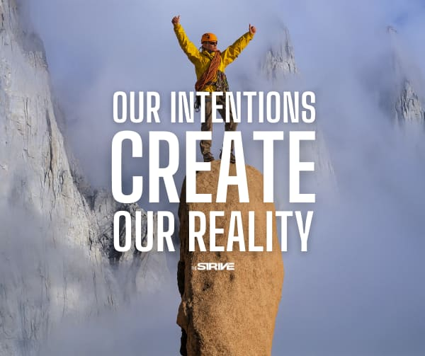 Motivational Mantra For Success on Intentions