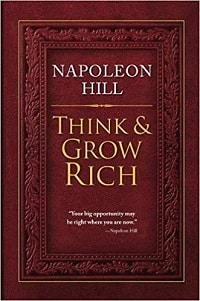 think and grow rich self discipline book