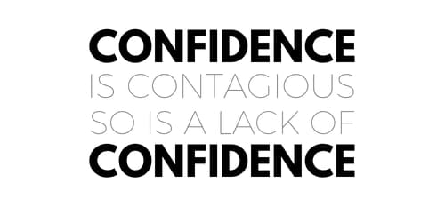 Confidence Boost Quote