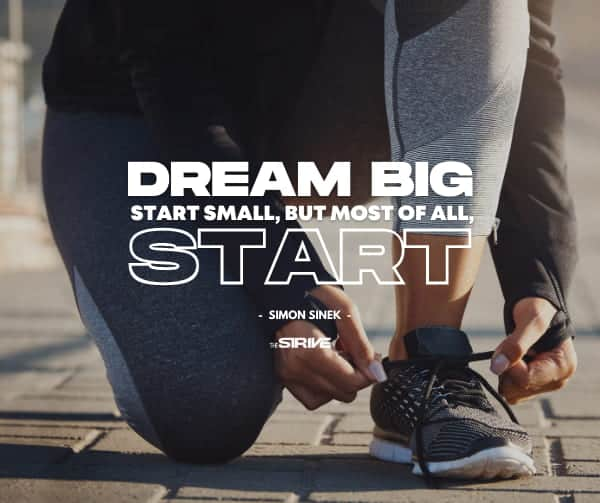 Start Now Quote on Taking Action