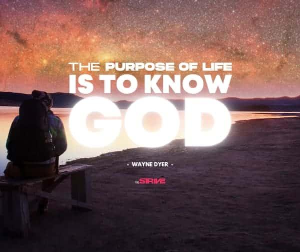 God Quote on Purpose