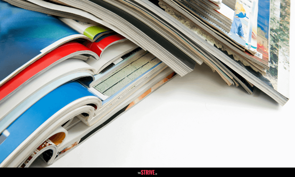 Increase Sales with a Magazine