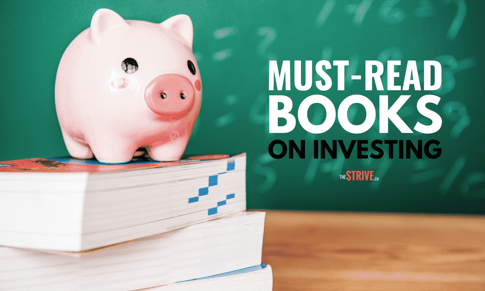 Must-Read Books on Investing