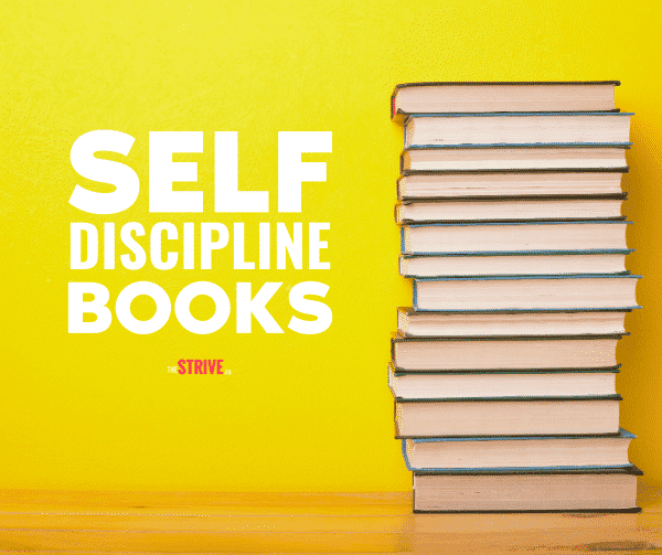 Self Discipline Books