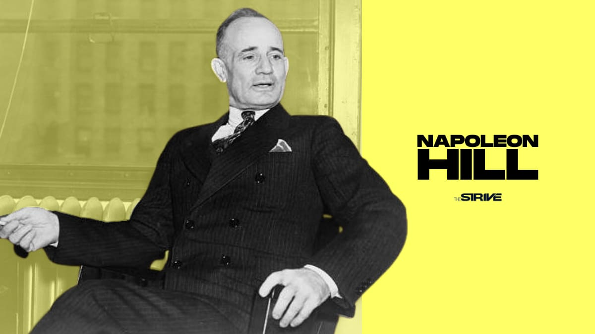 Napoleon Hill Quotes to Help You Think and Grow Rich