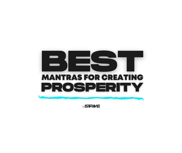 Best Prosperity and Abundance Mantras
