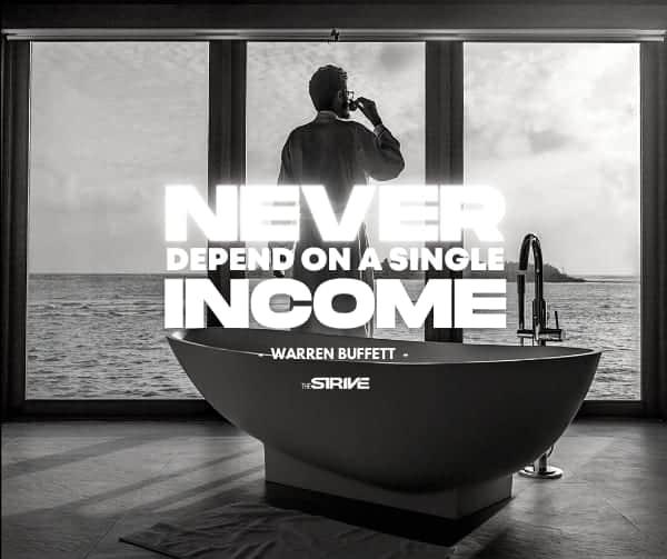Warren Buffett Millionaire Quote
