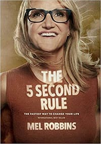 5 Second Rule Book for Confidence
