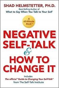 Negative Self Talk Book on Confidence