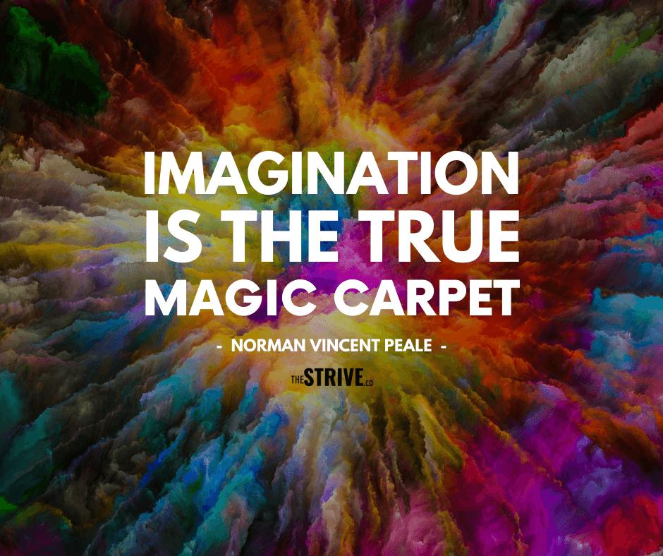 Norman Vincent Peale Quote Magic