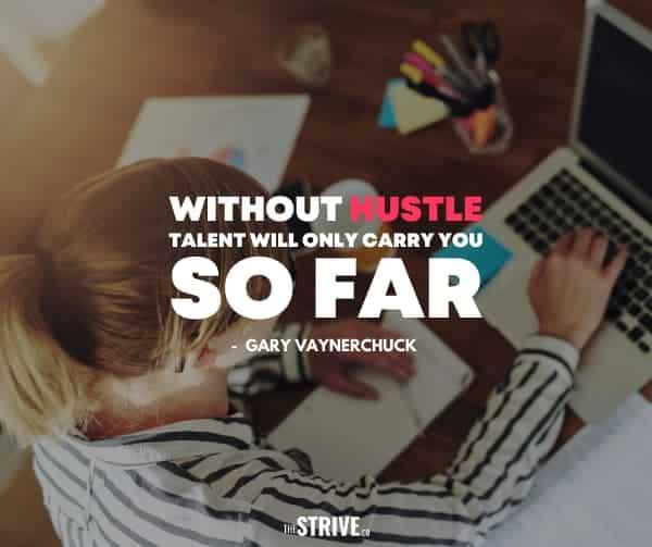 Gary Vaynerchuk Hustle