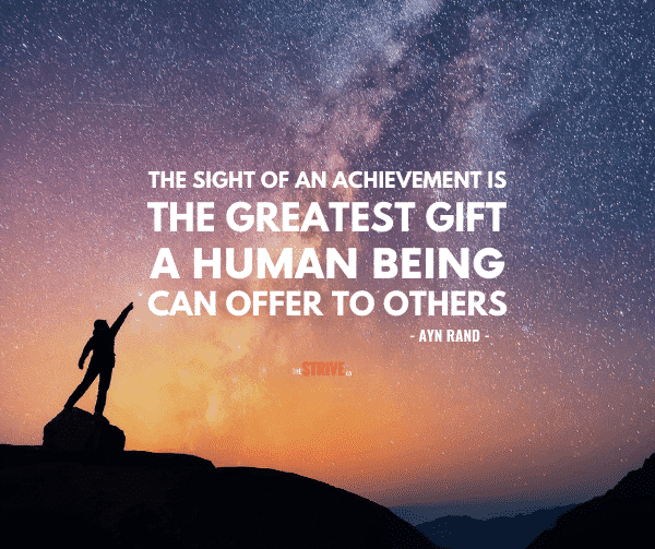 The Greatest Gift a Human Being Can Offer to Others Quote