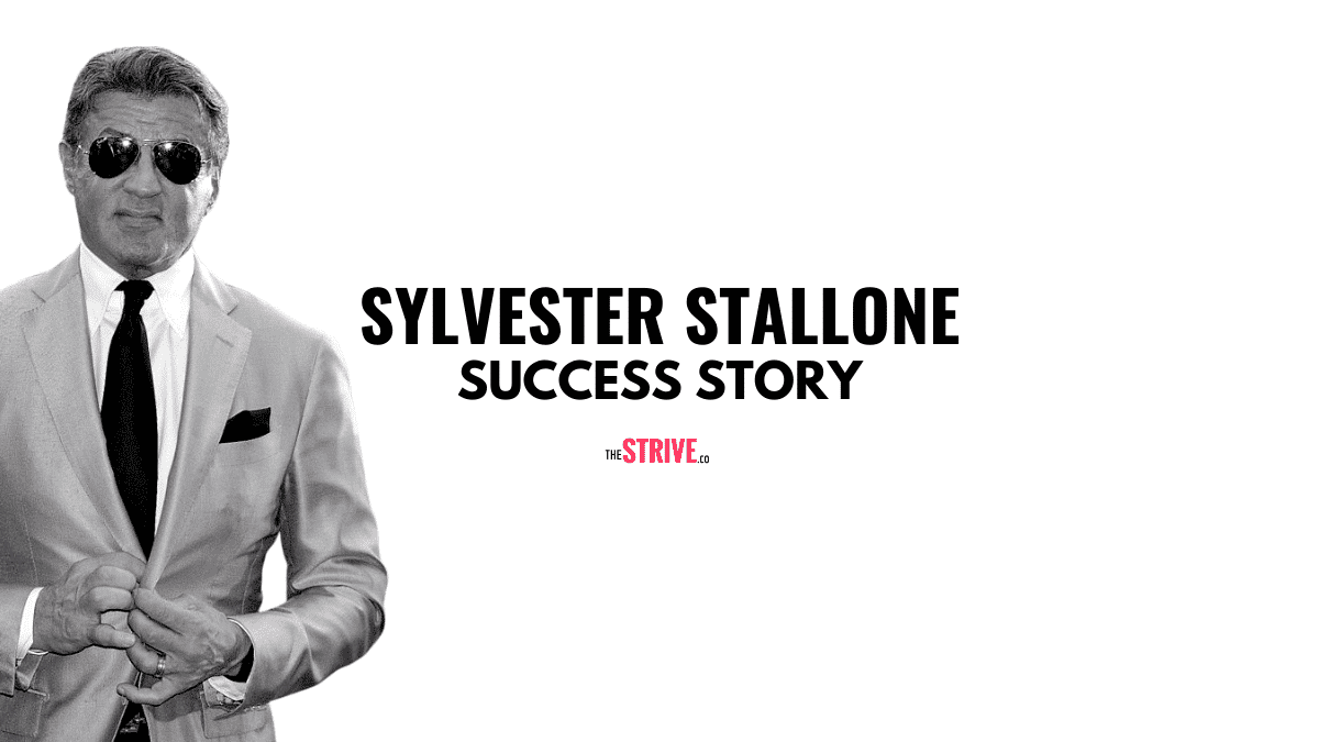 Sylvester Stallone Success Story