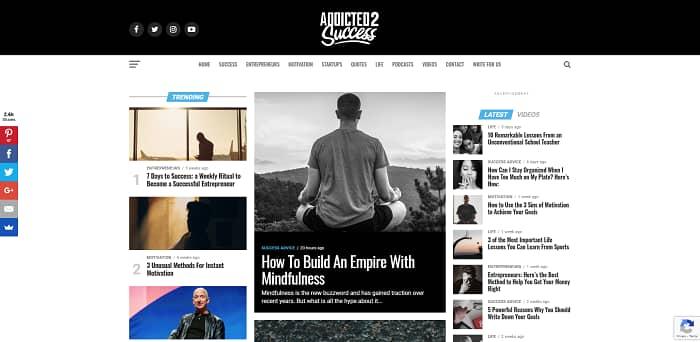 Addicted2Success Site