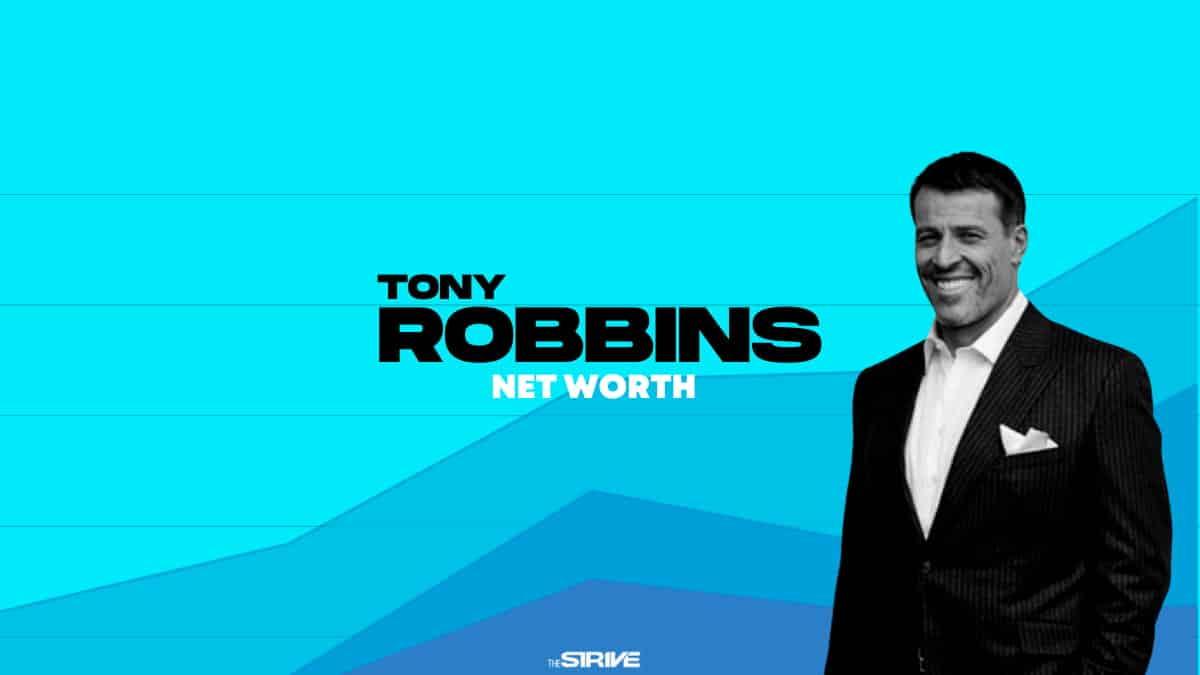 Net Worth of Tony Robbins