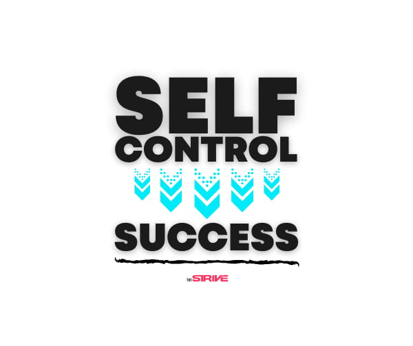 Self Control and Success