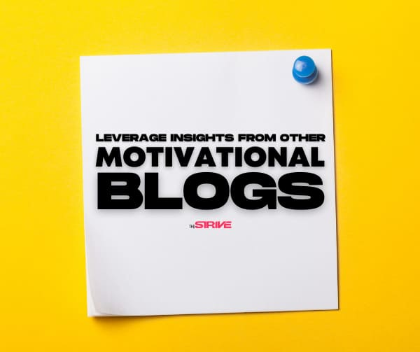 Blogs for Everyday Motivation