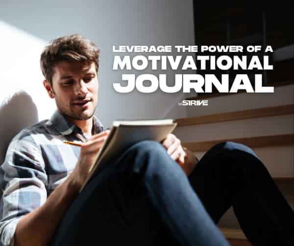 Motivate Yourself Everyday with a Journal