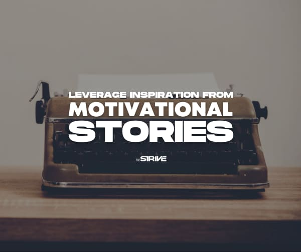 Daily Motivation from Stories