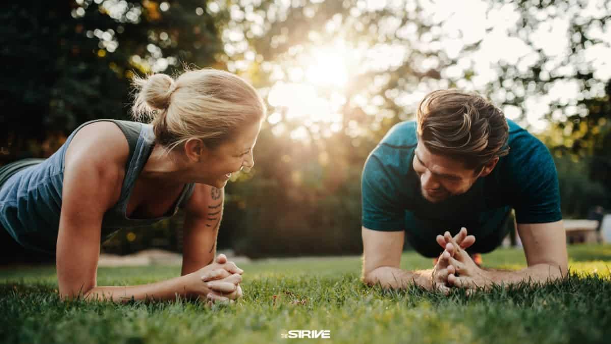 Self Discipline to Workout