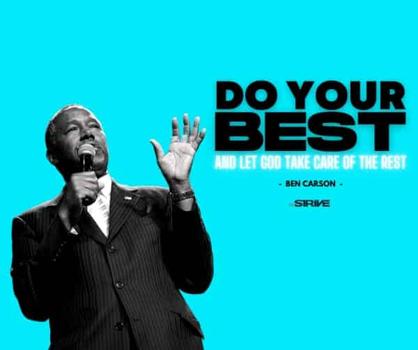 Do Your Best Quote