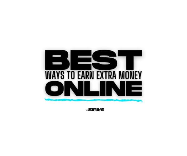 Best Ways to Make Extra Money Online