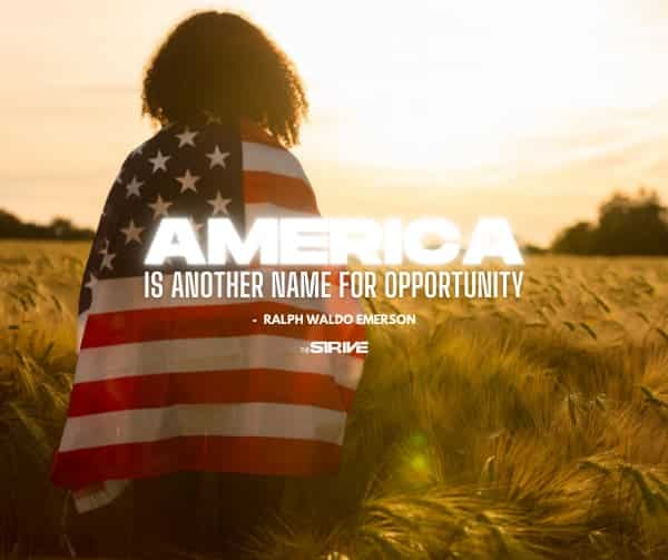 America is Freedom Quote