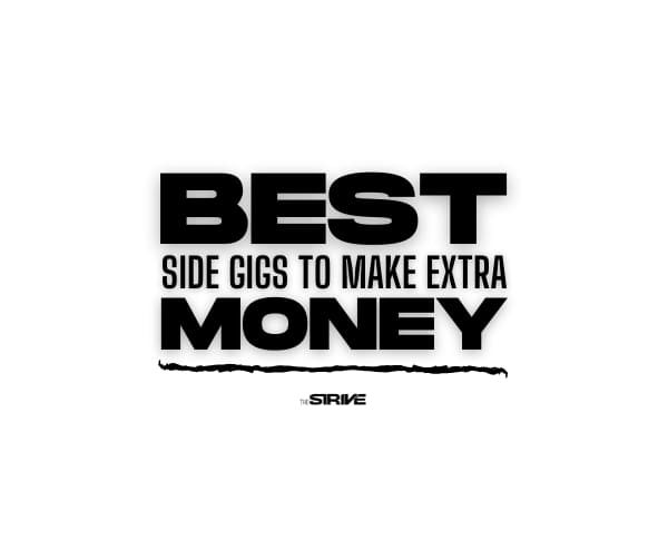 Best Side Gigs to Make Extra Money