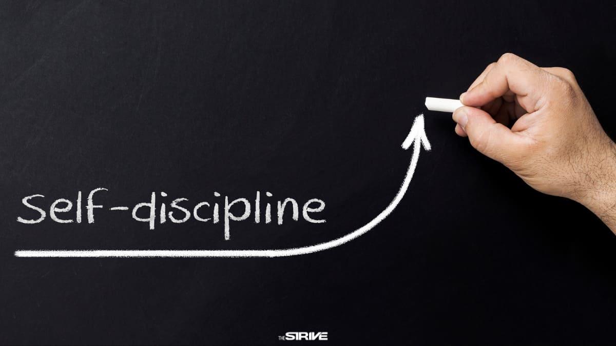 Develop Discipline