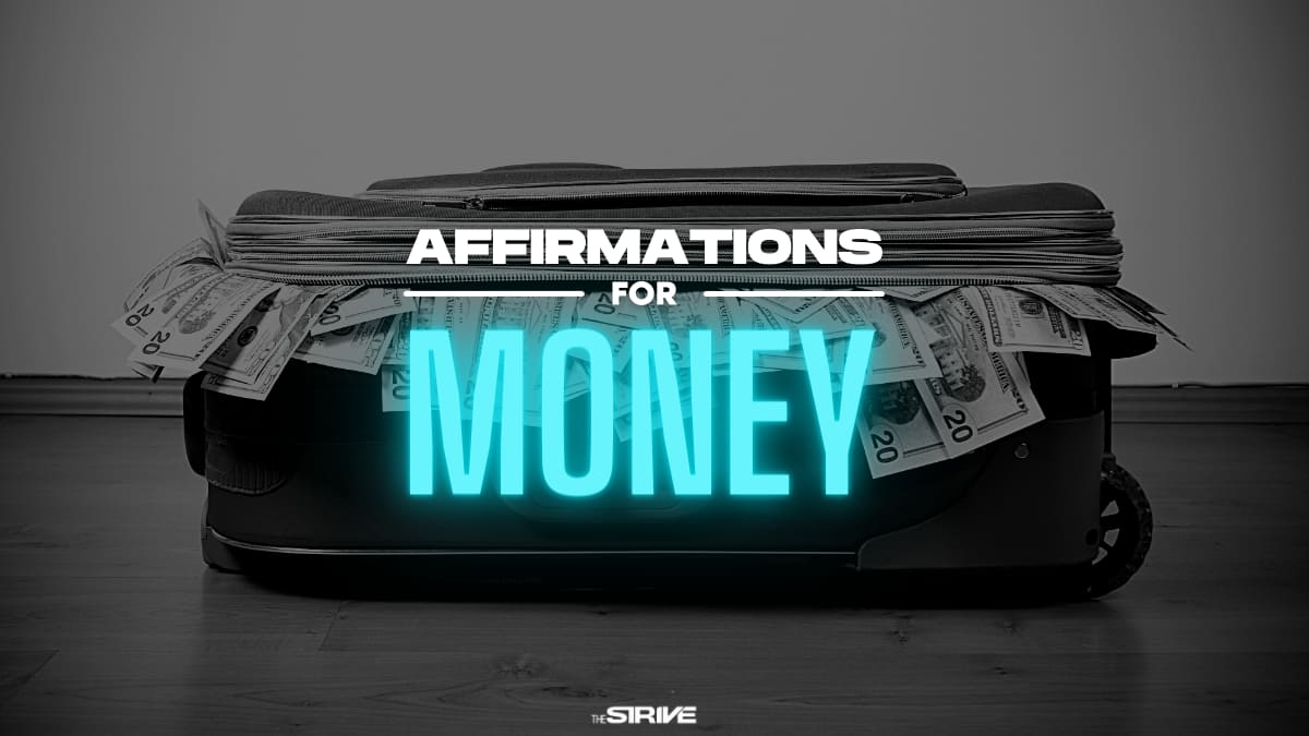 Affirmations for Money