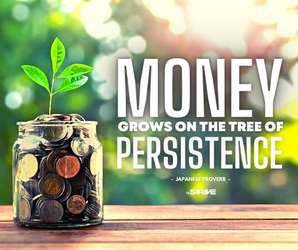 Tree of Persistence Quote