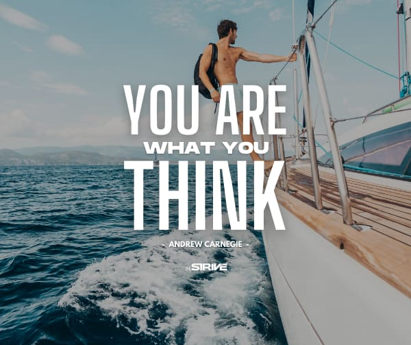 Carnegie's You Are What You Think Billionaire Quote