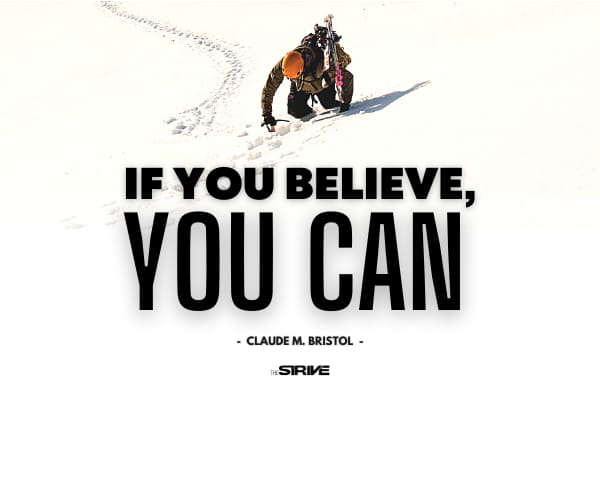 You Can Motivational Quote