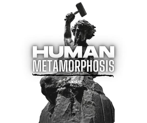 Metamorphosis in humans