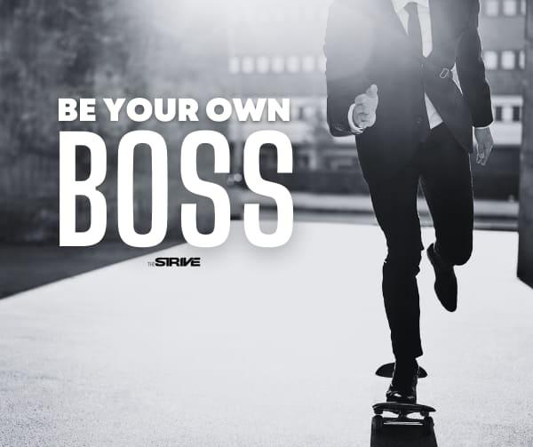 reasons to be an entrepreneur