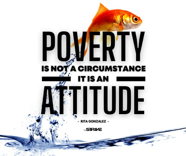 Poverty Is Not a Circumstance