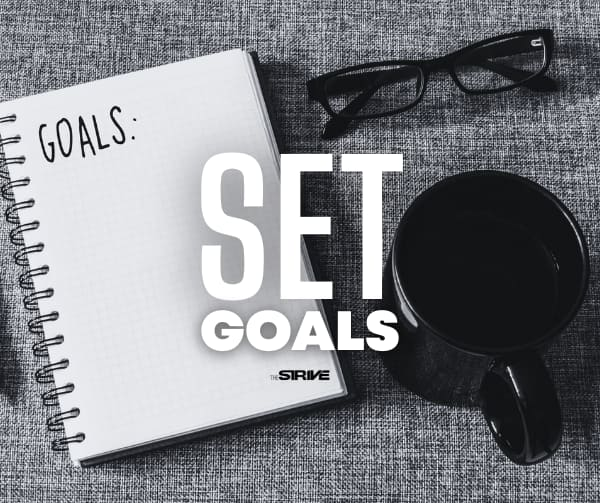 Stop Making Excuses and Set Goals